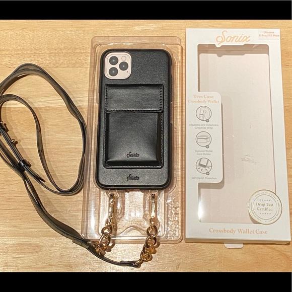 Sonix Accessories - Sonix Crossbody Wallet Case